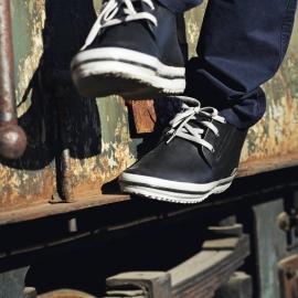 Nokian Footwear Gummistiefel Sneaker Kuura schwarz, 37 - 1
