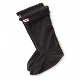 Hunter Boots Socks Black, schwarz - 1