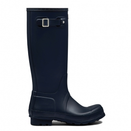 Hunter Men's Original Tall Gummistiefel in navy / blau - 1
