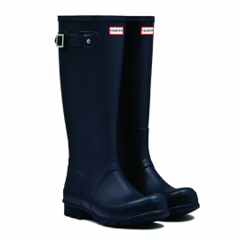 Hunter Men's Original Tall Gummistiefel in navy / blau 44 - 1