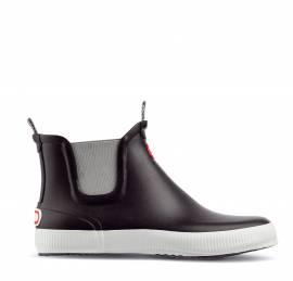Nokian Footwear Hai Low Black Gummistiefel in schwarz - 1