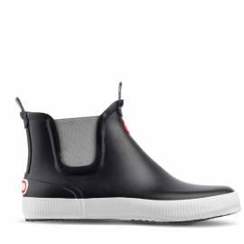 Nokian Footwear Hai Low Black Gummistiefel in schwarz, 44 - 1