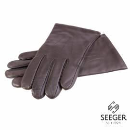 Seeger Herren Handschuhe APOLLON in dunkelbraun, alle Größen - 1