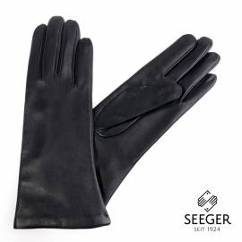 Seeger Damen Handschuhe MINERVA in schwarz, alle Größen - 1