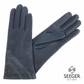 Seeger Damen Handschuhe JUNO in british dark navy, alle Größen - 1