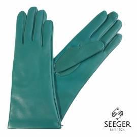 Seeger Damen Handschuhe MINERVA in grün, alle Größen - 1
