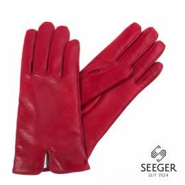 Seeger Damen Handschuhe METIS in rot, alle Größen - 1