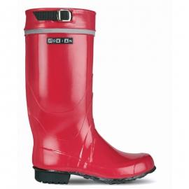 Nokian Footwear Kontio Classic Red Gummistiefel in rot, 39 - 1