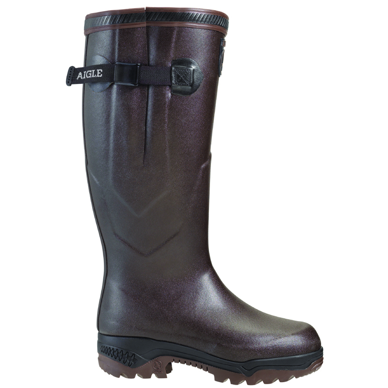 Aigle Parcours 2 Iso braun, Gummistiefel