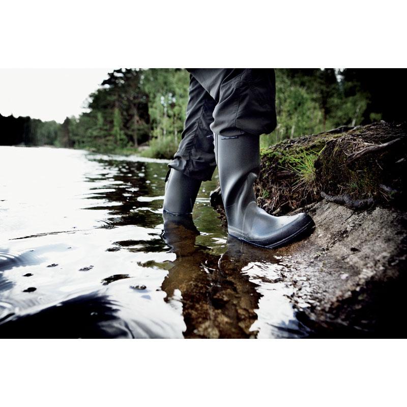 Nokian Footwear Finnjagd Gummistiefel in grün - 2