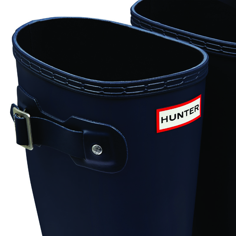 Hunter Men's Original Tall Gummistiefel in navy / blau 43 - 2
