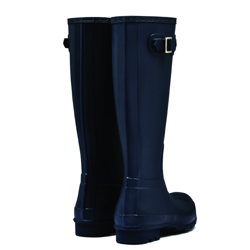 Hunter Men's Original Tall Gummistiefel in navy / blau 44 - 3
