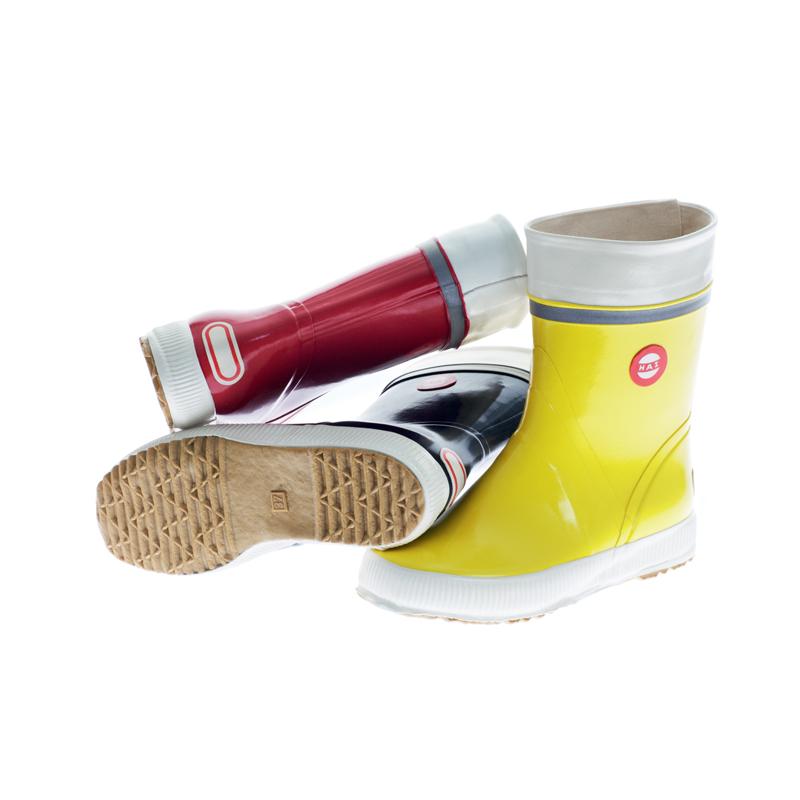 Nokian Footwear Hai Gummistiefel in blau, 38 - 4