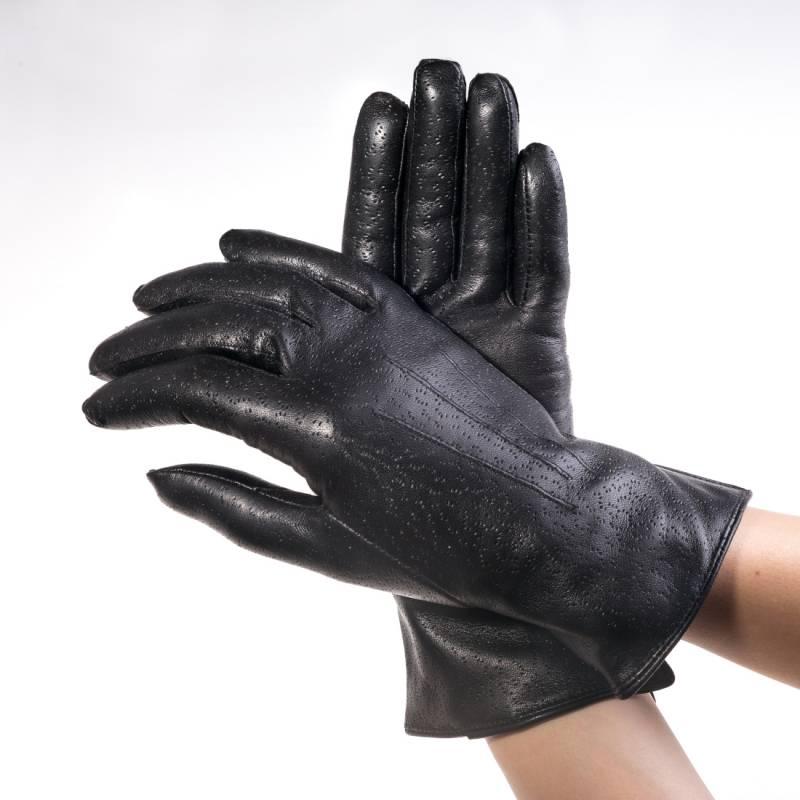 Seeger Damen Handschuhe DEA DIA in schwarz, alle Größen - 2