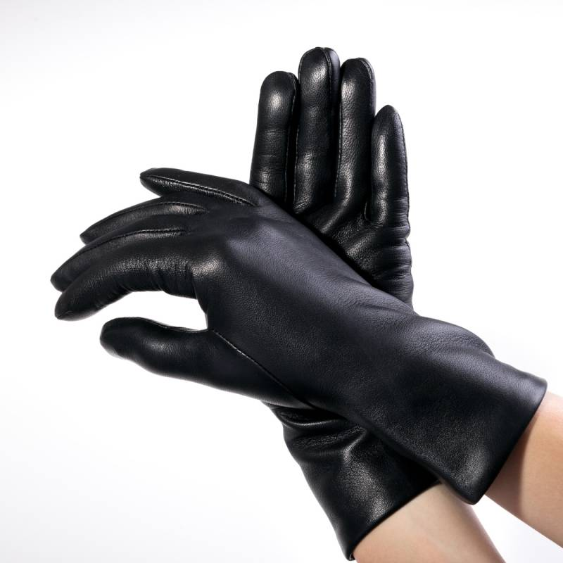 Seeger Damen Handschuhe MINERVA in schwarz, alle Größen - 2