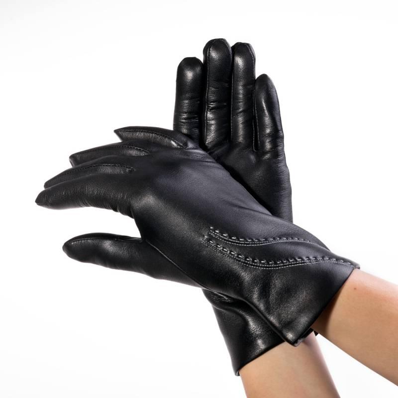 Seeger Damen Handschuhe JUNO in schwarz, alle Größen - 2