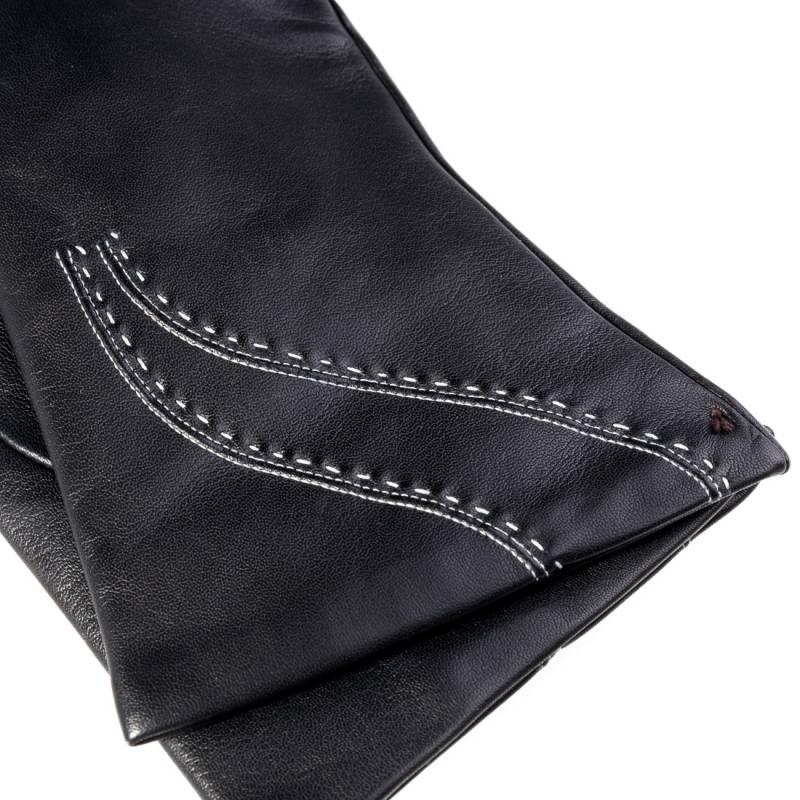 Seeger Damen Handschuhe JUNO in schwarz, alle Größen - 3