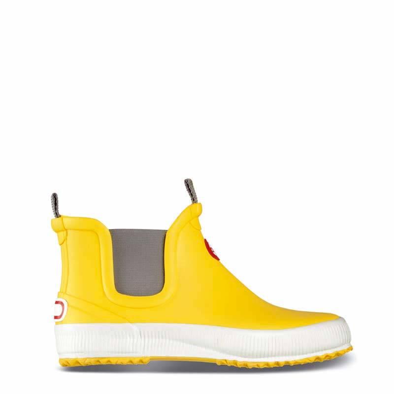 Nokian Footwear Hai Low yellow - Gummistiefel in gelb - 2