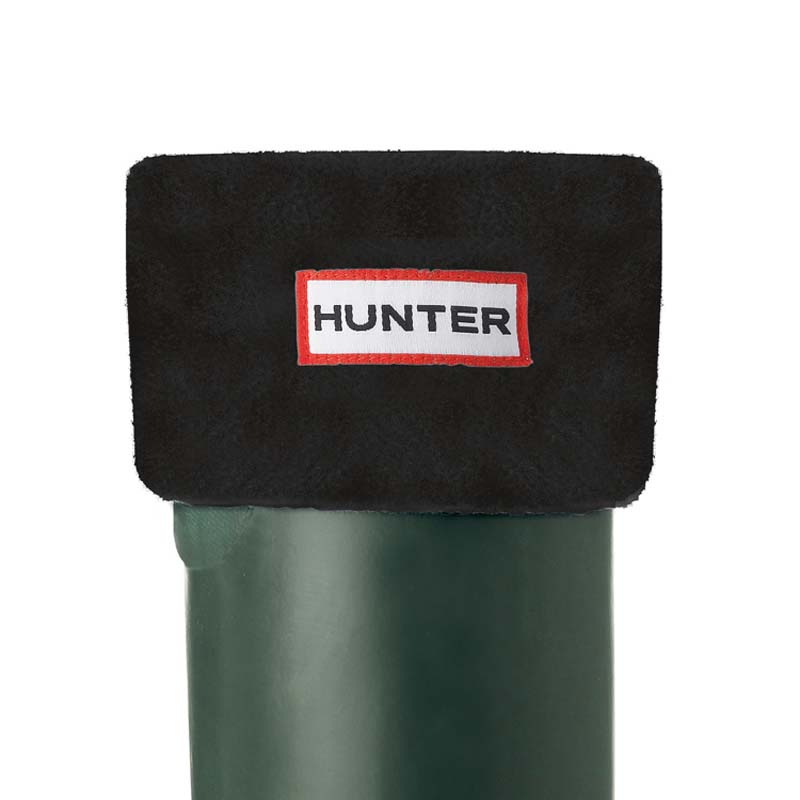 Hunter Boots Socks Black, schwarz