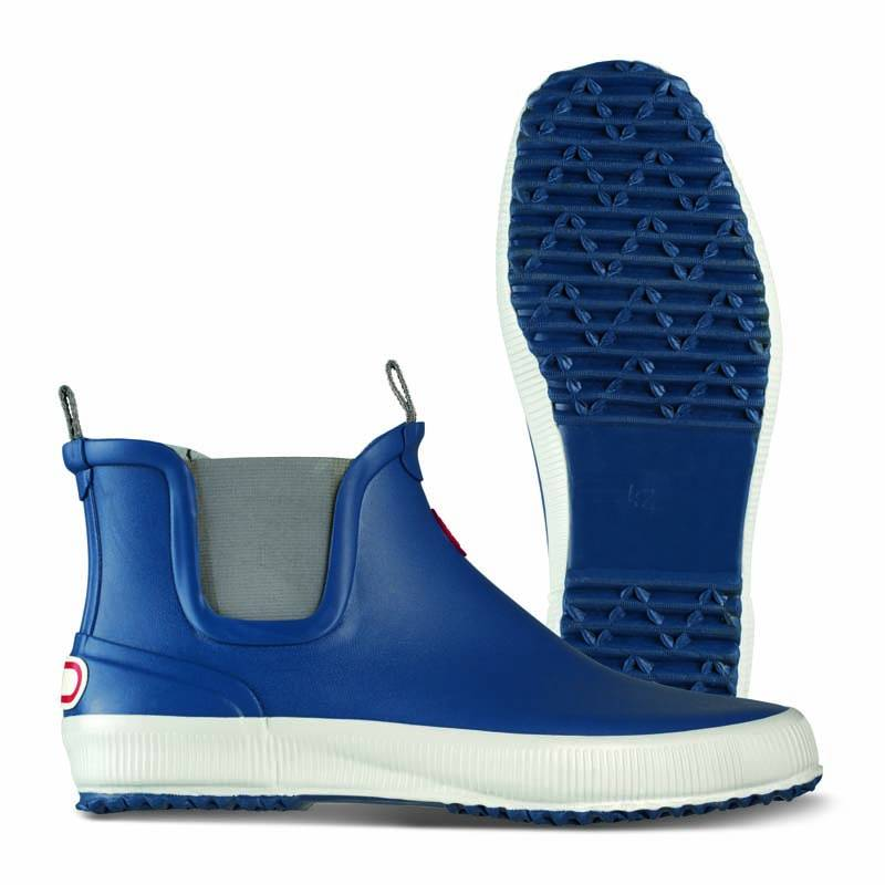 Nokian Footwear Hai Low Blue - Gummistiefel in blau